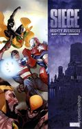 Siege Mighty Avengers TPB (2011 Marvel) 1-1ST