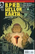 BPRD Hell on Earth Gods (2011 Dark Horse) 2