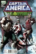 Captain America Hail Hydra (2011 Marvel) 2