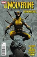 All New Wolverine Saga (2010 Marvel) 0