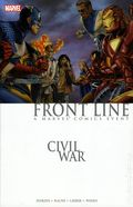 Civil War Front Line TPB (2007 Marvel) 1-REP