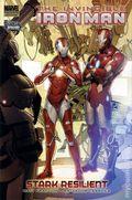Invincible Iron Man HC (2008-2012 Marvel) By Matt Fraction 6-1ST