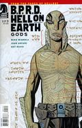 BPRD Hell on Earth Gods (2011 Dark Horse) 1B