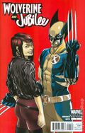 Wolverine and Jubilee (2011 Marvel) 1B