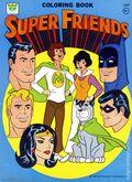 Super Friends Coloring Book SC (1975) 1-1ST