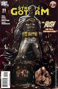 Batman Streets of Gotham (2009) 21