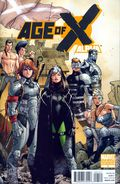 Age of X Alpha (2011 Marvel) 1B