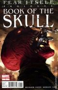 Fear Itself Book of the Skull (2011 Marvel) 1A
