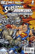 DC Comics Presents Superman Doomsday (2011) 1