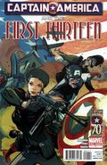 Captain America and The First Thirteen (2011 Marvel) 1