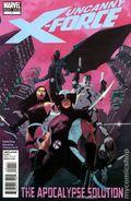 Uncanny X-Force Apocalypse Solution (2011 Marvel) 1