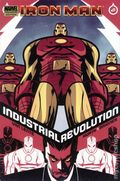 Iron Man Industrial Revolution HC (2011) 1-1ST