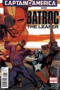 Captain America and Batroc (2011 Marvel) 1
