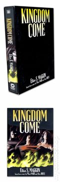 Kingdom Come HC (1998 Warner Books Novel) Limited Signed Edition 1-1ST