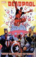 Deadpool TPB (2009-2012 Marvel) By Daniel Way 5-1ST