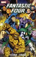 Fantastic Four TPB (2010-2013 Marvel) By Jonathan Hickman 3-1ST