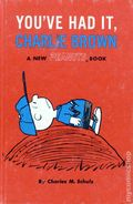 You've Had It, Charlie Brown HC (1969 Peanuts Book) 1-1ST