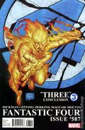 Fantastic Four (1998 3rd Series) 587C