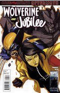 Wolverine and Jubilee (2011 Marvel) 4