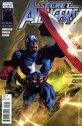 Secret Avengers (2010 Marvel) 1st Series 12A
