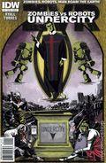 Zombies vs. Robots Undercity (2011 IDW) 1A
