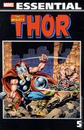 Essential Thor TPB (2001-2013 Marvel) 1st Edition 5-1ST