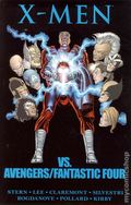 X-Men vs. Avengers/Fantastic Four TPB (2011 Marvel) 1-1ST