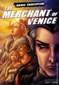 Manga Shakespeare Merchant of Venice GN (2011) 1-1ST