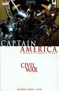 Civil War Captain America TPB (2007 Marvel) 1-REP