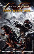 Aliens vs. Predator Three World War TPB (2011 Dark Horse) 1-1ST
