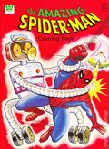 Amazing Spider-Man Coloring Book SC (1970-1980 Whitman) WH-1090