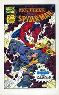 Spider-Man and Wolverine Mini-Comic Set (1993) 0A