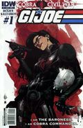 GI Joe (2011 IDW Volume Two) 1A