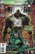 Green Arrow (2010 3rd Series DC) 12A