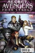 Secret Avengers (2010 1st Series) 13A