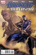 Hawkeye Blind Spot (2011 Marvel) 4