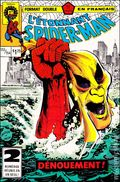 Amazing Spider-Man (1963 1st Series) French Edition 153154