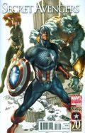 Secret Avengers (2010 1st Series) 11B