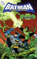 Batman The Brave and the Bold Emerald Knight TPB (2011 DC) 1-1ST