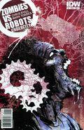 Zombies vs. Robots Undercity (2011 IDW) 1B