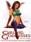 Girls and Goddesses Pin Up Art of J M Linsner SC (2010) 1-REP