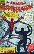Amazing Spider-Man (1963 1st Series) UK Edition 3UK