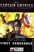 Captain America First Vengeance (2011 Marvel) 3