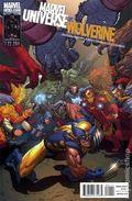 Marvel Universe vs. Wolverine (2011) 1