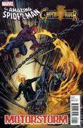 Amazing Spider-Man Ghost Rider Motorstorm (2011) 1