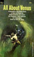 All About Venus PB (1968 Dell Novel) 1-1ST
