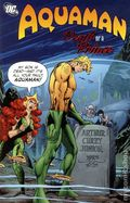Aquaman Death of a Prince TPB (2011 DC) 1-1ST