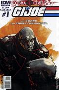 GI Joe (2011 IDW Volume Two) 1B