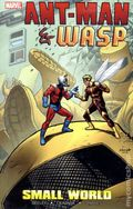 Ant-Man and Wasp Small World TPB (2011 Marvel) 1-1ST