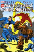 Fantastic Four The World's Greatest Comic Magazine HC (2011 Marvel) 1-1ST